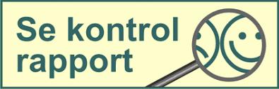 Se kontrolrapport Spar Thisted